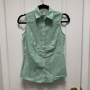 BANANA REPUBLIC | Fitted Blouse